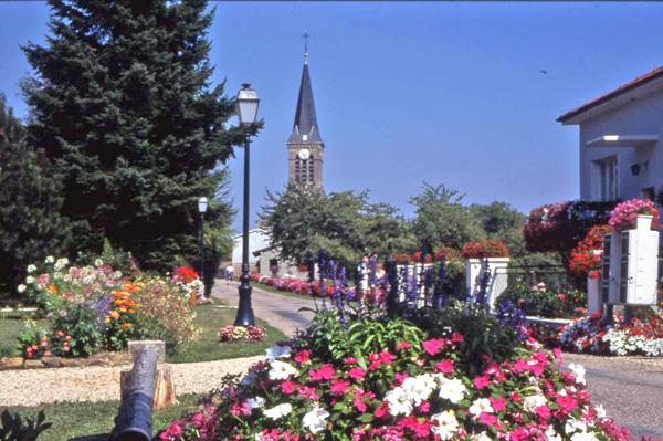 Fleurs Ville Et Village Fleuri