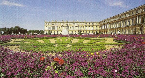 Versailles ville fleurie au concours des yvelines en for Jardinier paysagiste versailles